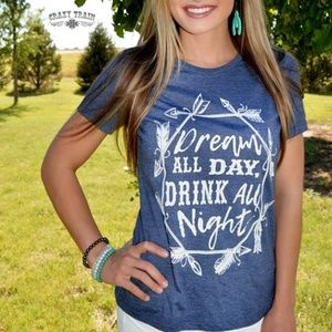 Dream all Day Tee